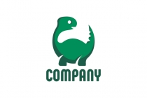 Little Dinosaur Logo