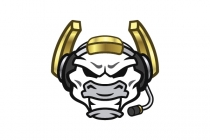 White Bull Gamer Logo
