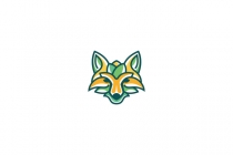 Leaf Fox Logo