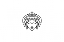 Woman In Beauty Logo