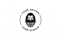 Beard God Logo