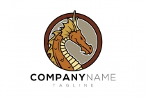 Dragon Head Logo