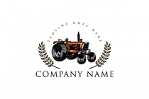 Tractor Logo