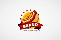 Hot Dogs Logo