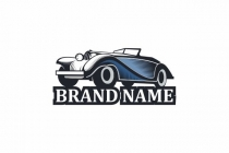 Old Cars Logo