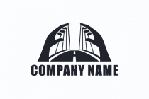 Hand Bridge Logo