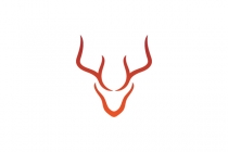 Flame Deer Logo