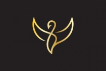 Golden Swan Logo