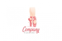 Ballet Shoes Logo