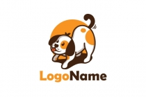 Excited Dog Logo