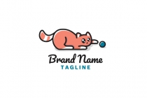 Playful Kitty Logo