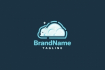 Bear Cloud Logo