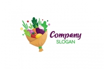Veggies Bouquet Logo