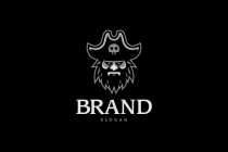 Angry Pirate Logo