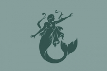 The Mermaid Logo