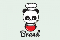 The Panda Chef Logo