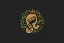 Queen Of Leaves Logo