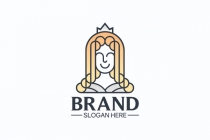 Smiley Queen Logo