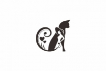 Cat Lady Logo