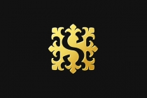 Ornate S Logo