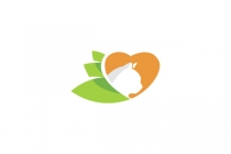 Love Cat Nature Logo