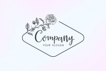 Flower Shop Logo...