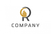 CR real estate Logo