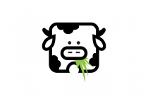 Square Cow Logo