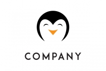 Smiling Penguin Logo