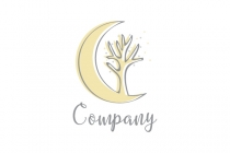 Moon Tree Logo