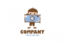 Kids Photo Logo