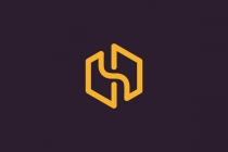 Golden S H Logo