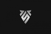 S For Shield Logo