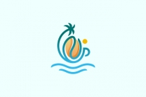 Coffee Beach Logo
