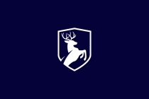 Deer Badge Logo