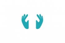 Hands And Tshirt Logo