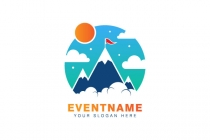 Outdoor Event Logo