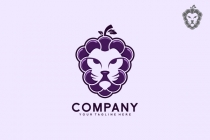Grape Lion Logo