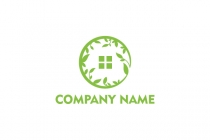 Tree Green House Logo