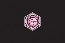Hex Rose Logo