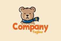 Cute Bear Logo