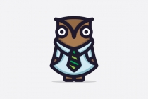 Smart Office Owl Logo