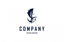 Shark Anchor Logo
