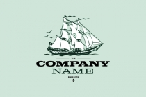 Sailing Ship Logo