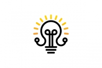 Light Octopus Logo
