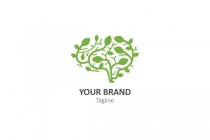 Brain Leaf Logo