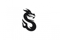 S Dragon Logo