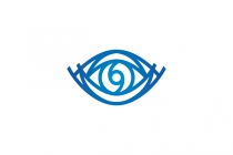 Nest Eye Logo