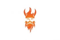 Fire Viking Logo