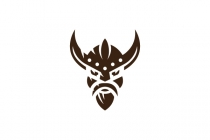Brown Viking Logo